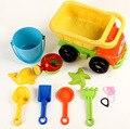 9 pçs/set promoção preço crianças praia brinquedos bebê crianças areia jogando brinquedos ferramentas de areia brinquedos