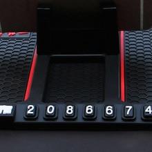 Противоскользящий коврик автомобильный смартфон Стенд гаджеты для автомобиля и аксессуары липкий коврик для смарт 453 противоскользящая многофункциональная парковочная карта