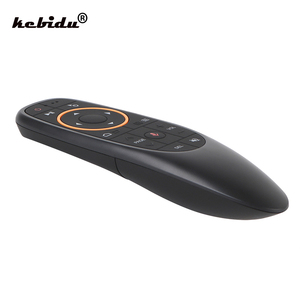 Image 1 - kebidu Mini Fly G10 Air Mouse 2.4G Wireless Keyboard Mouse for Gyro Sensing Game For Android TV Box remote control Media Player