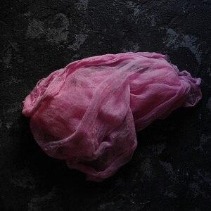 Image 2 - 60*100cm למתוח גזה צילום רקע Gauzes עבור מתנת פירות מזון קוסמטי פוטוגרפיה תמונה תפאורות מסתורי אפקט
