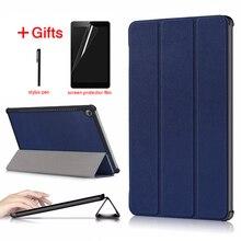 Кожаный чехол для huawei MediaPad M5 10 pro Tablet PC Защитный чехол для huawei MediaPad M5 10,8 «CRM-AL09 CRM-W09