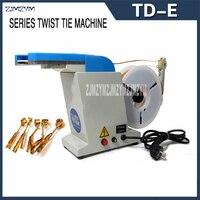 Máquina obrigatória automática do fio do ouro da máquina do encadernação do fio do saco do pão do brinde 110 v/220 v/pão Máquinas de embalar     -