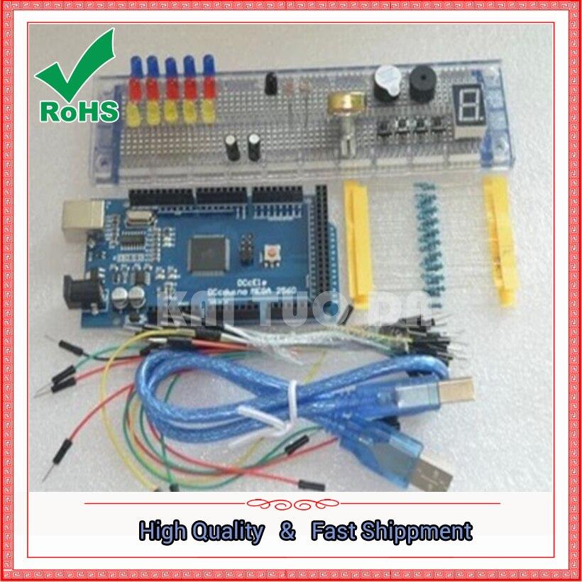 DIY kit Tool box mega 2560 r3 basic kitDIY kit Tool box mega 2560 r3 basic kit