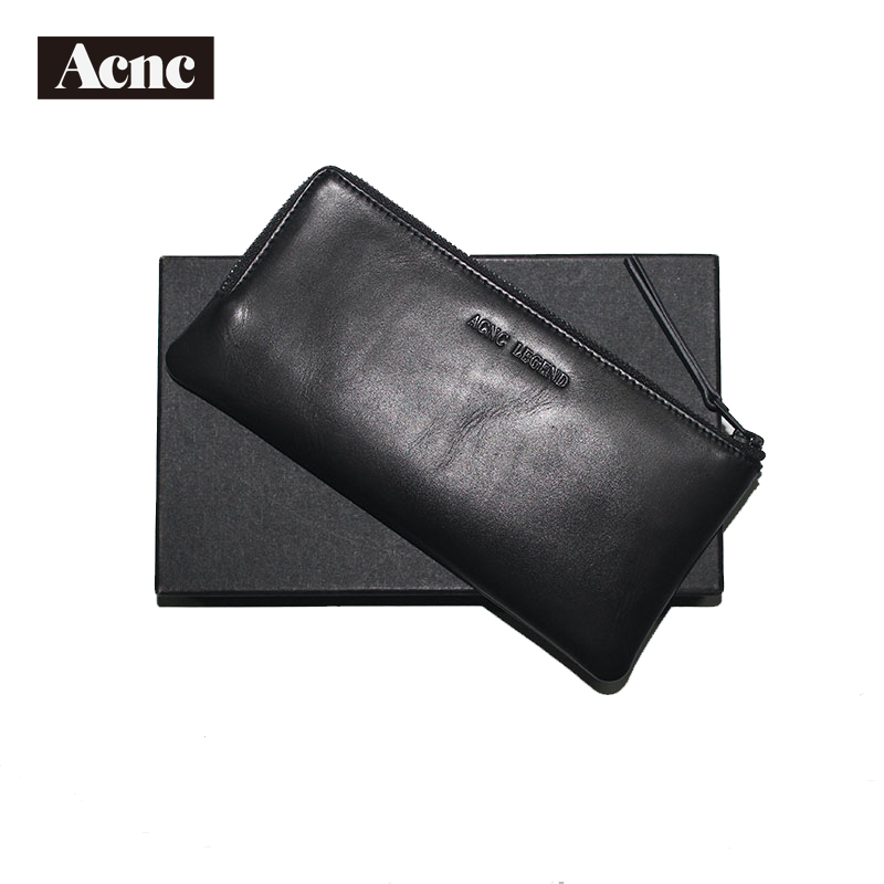 3bf9452a940 Acnc legend women genuine leather wallet,lady long real leather  wallet,leather long purse,free shipping