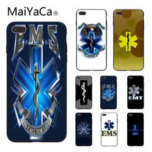 MaiYaCa Emt Ems медицинский логотип мягкий красочный чехол для телефона аксессуары для iphone 8 8plus 7 7plus 6 6plus 5 XS XR SE Чехол для мобильного телефона
