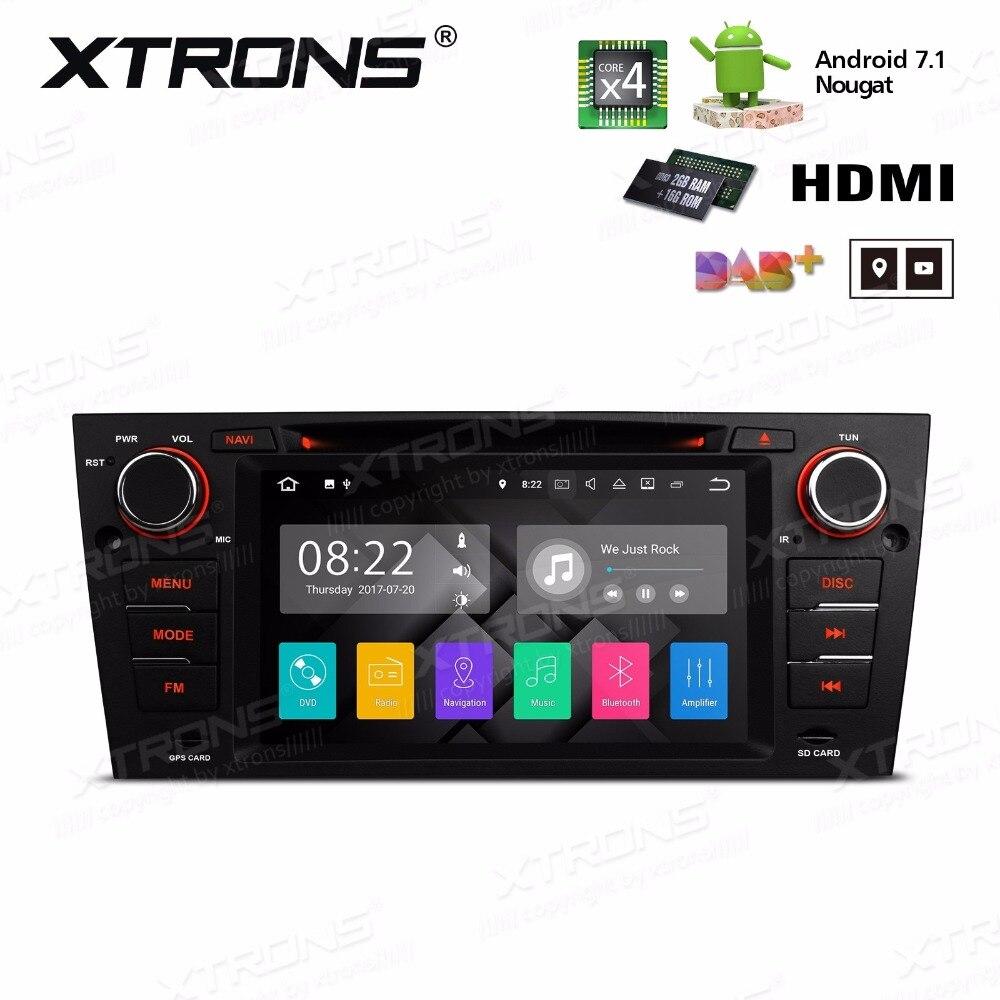 7 android 7 1 os car dvd for bmw e90 2005 2012 bmw e91