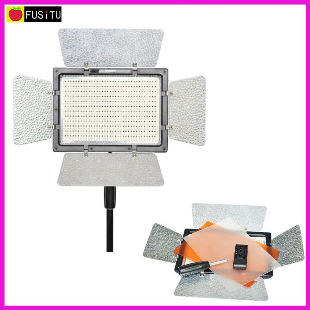 YONGNUO YN900 YN-900 Pro LED lumière vidéo/lampe de studio LED avec 3200 k-5500 k température de couleur réglable pour les appareils photo reflex