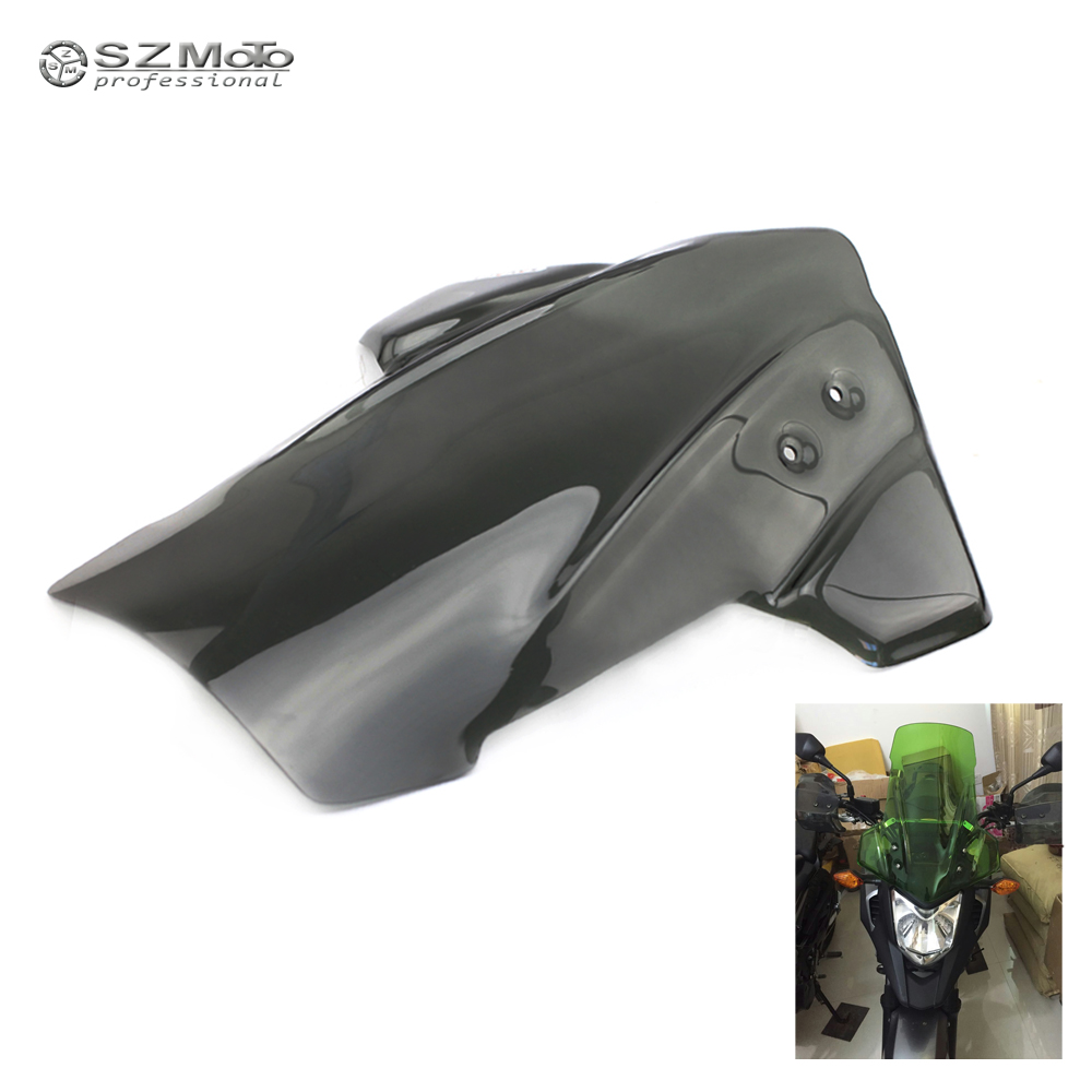 Windshield Windscreen For HONDA NC700X NC750X NC 700X 750X 2013 2014 2015 Motorcycle Accessories Pare-brise Wind DeflectorsWindshield Windscreen For HONDA NC700X NC750X NC 700X 750X 2013 2014 2015 Motorcycle Accessories Pare-brise Wind Deflectors