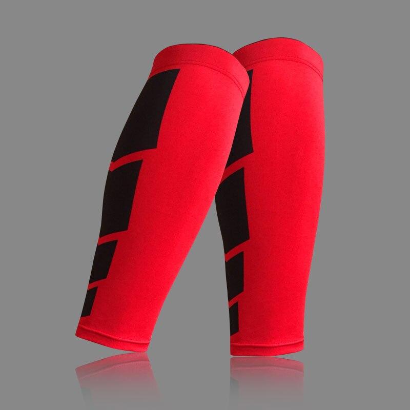 d091c21b8f 1 Pair Shin Guards Soccer Football basketball Protective Leg Calf Compression  Sleeves Cycling Running Sports Safety shin guards -in Shin Guard from  Sports ...