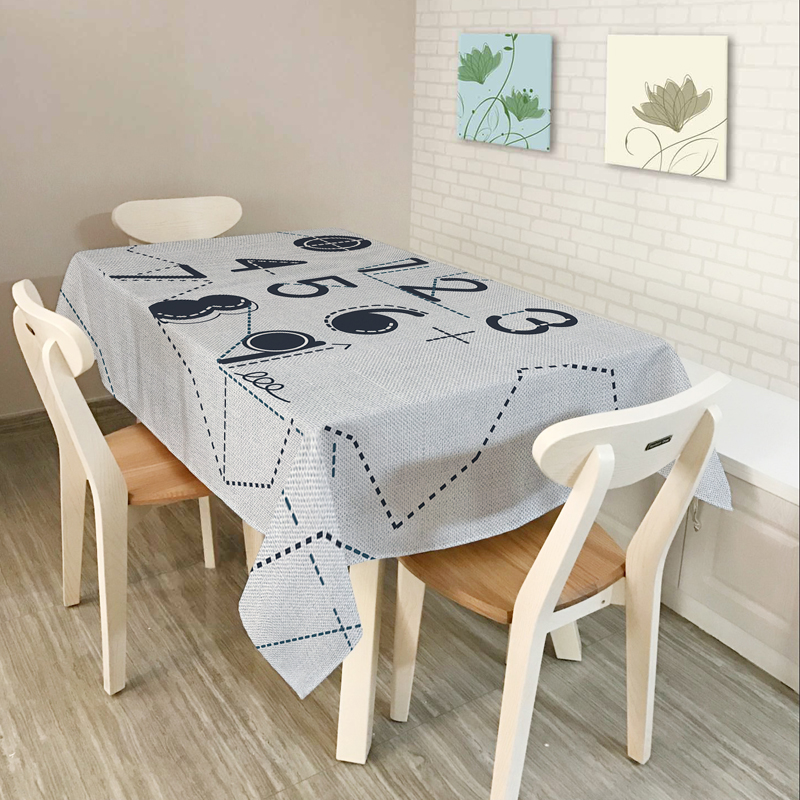 Home decor Table Cloth Dining Tablecloth Coffee Restaurant  : Home decor Table Cloth Dining Tablecloth Coffee Restaurant Table Cloth Cover New American style Modern Vector from www.aliexpress.com size 800 x 800 jpeg 512kB
