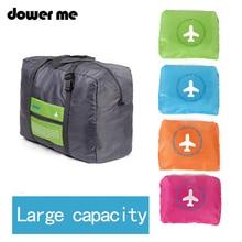 dower me Ultralight Unisex Waterproof nylon Foldable gym bag sports bags Multifunctional yoga Storage package Free shipping