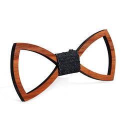 Для мужчин ручной работы деревянный галстук-бабочка галстук с регулируемым ремешком для юбилей день рождения и свадьбы TY66