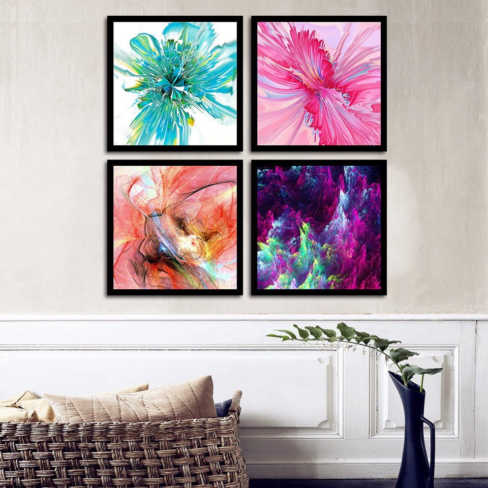 Direct Selling Canvas Painting Prints HD Nordic Abstract