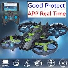 Fpv rc helicóptero quadcopter profesional mini droni quadrocopter quad copter drone con cámara wifi control remoto dron toys