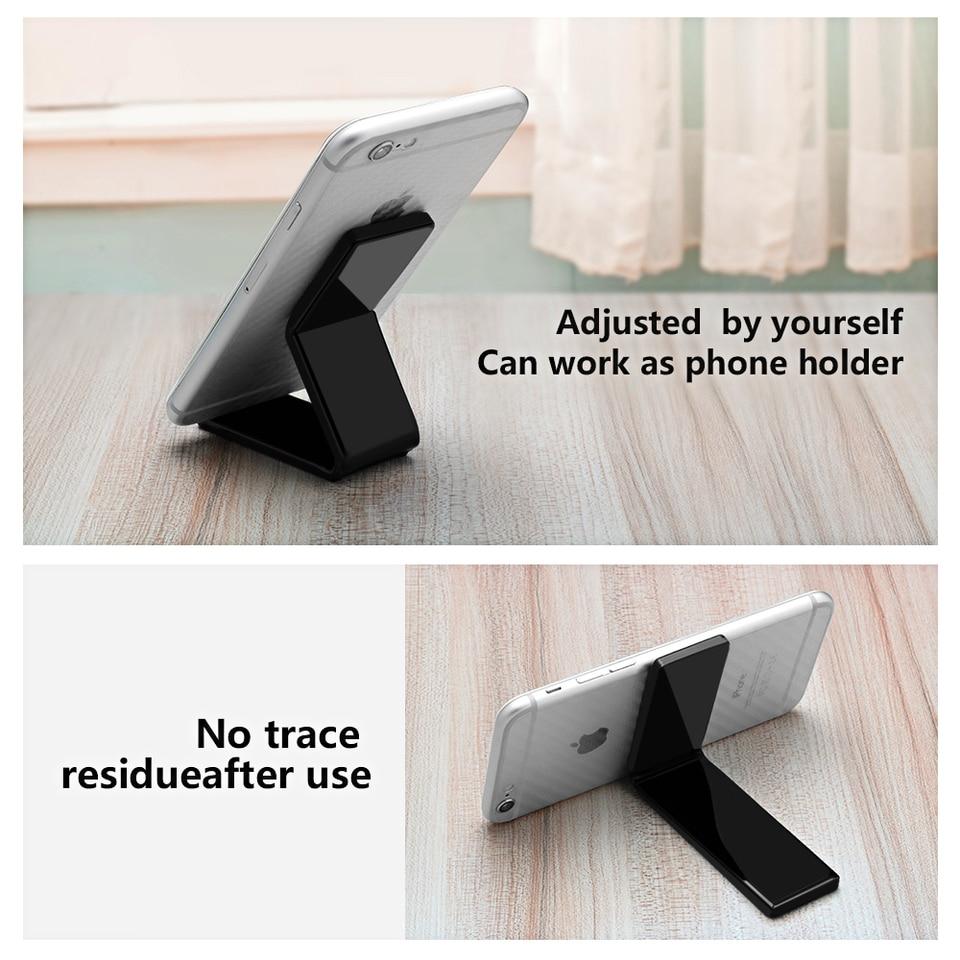 Rocketek Universal Mobile Phone Holder Strong Adsorption Wall Desk ...