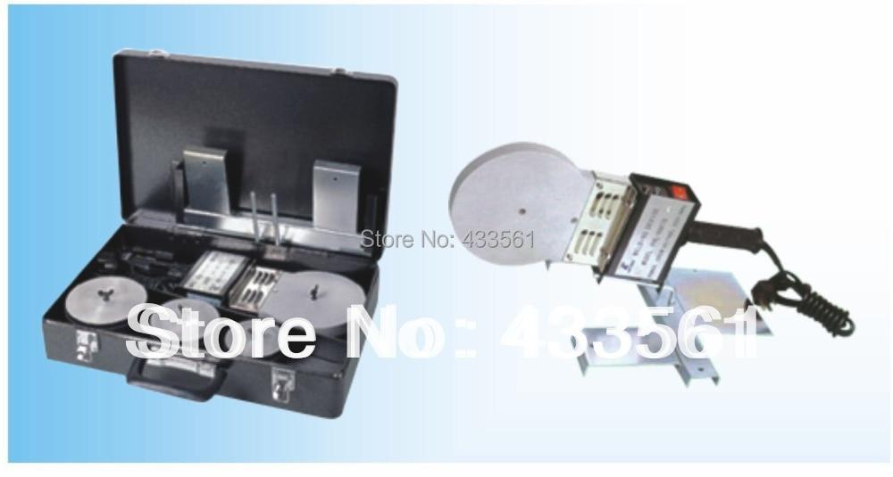 Velká řada svařovacích strojů pro PE / PVC / PPR fitinky, které se používají pro potrubí podlahového vytápění nebo pro jiné účely sokolového svařování