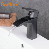 Beelee Basin Mixer Faucet Modern Single Lever One Hole Vanity Sink Taps grifo lavabo Water Faucets