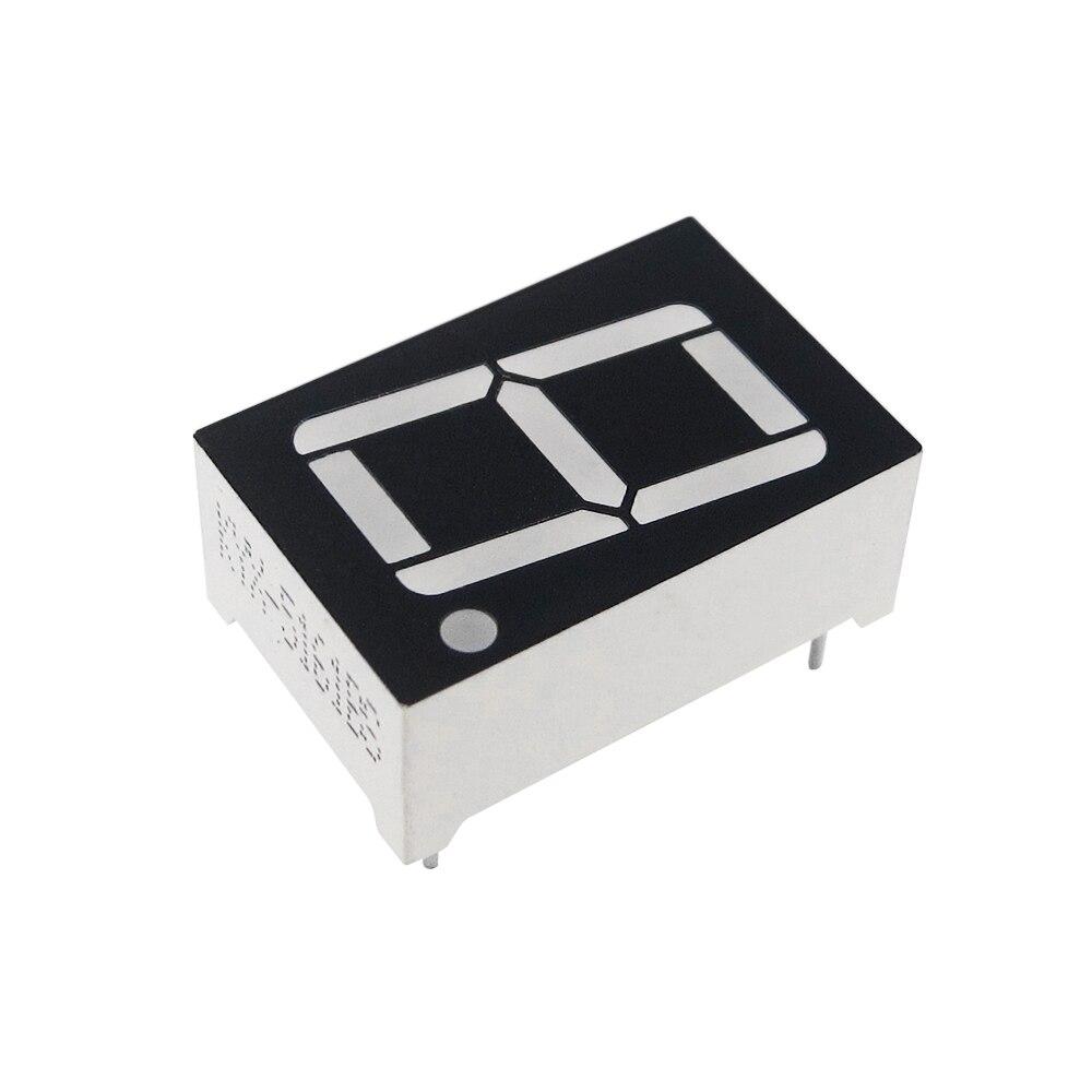 10PCS Common Cathode 10-Pin 1 Bit 7 Segment 0.56