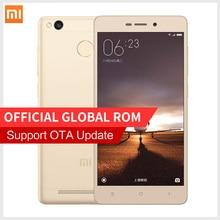 Xiaomi Redmi 3S Pro Prime Redmi3s Snapdragon 430 Fingerprint ID smartphone 3GB RAM 32GB ROM FDD Smart Phone 5.0Inch phones