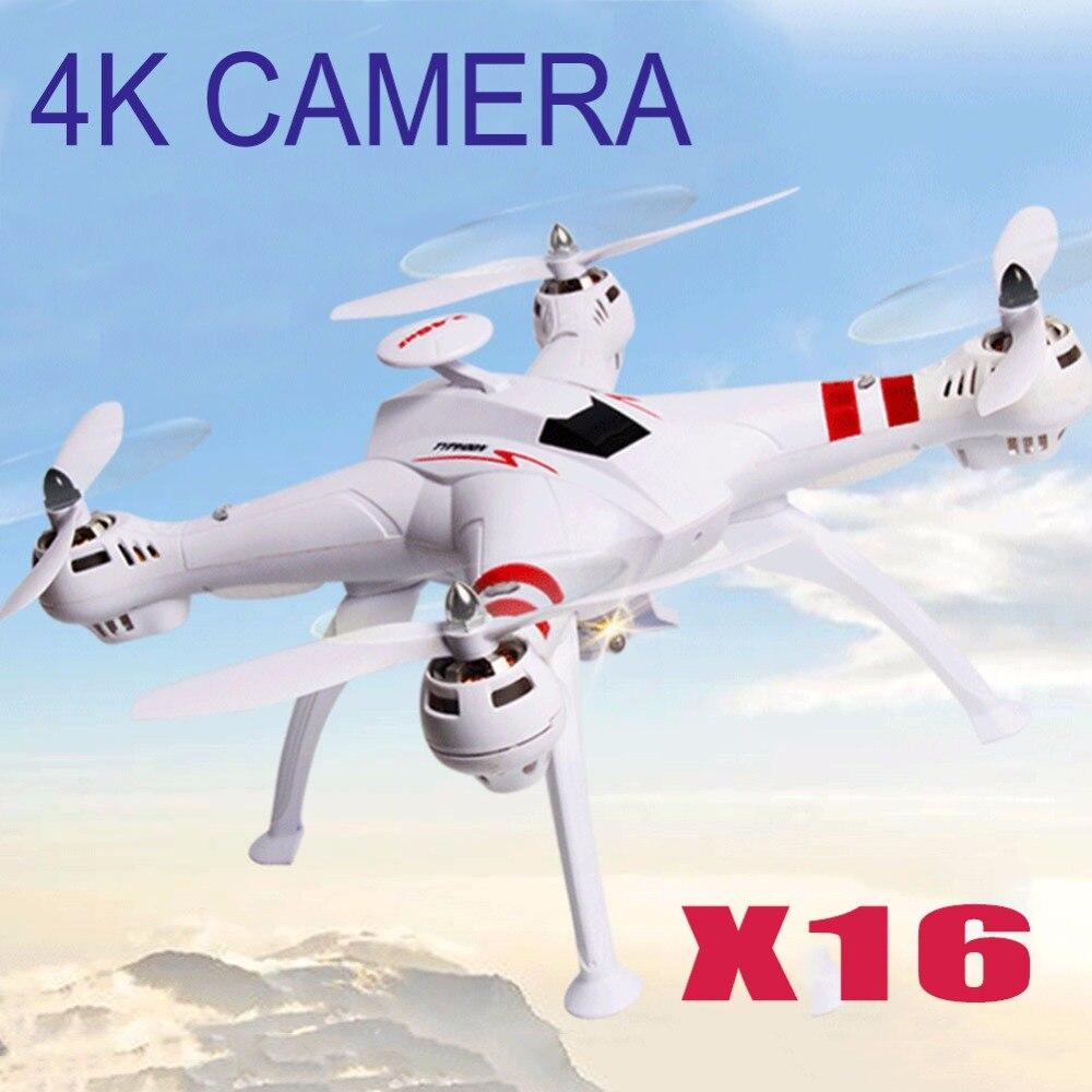 Free Shipping X16 RC Helicopter Brushless Motor 2.4G 4CH 6Axis FPV Quadcopter RTF Automatic Return 360 Degree Flip Drone mebelvia beauty sleep via flex standart 100х190