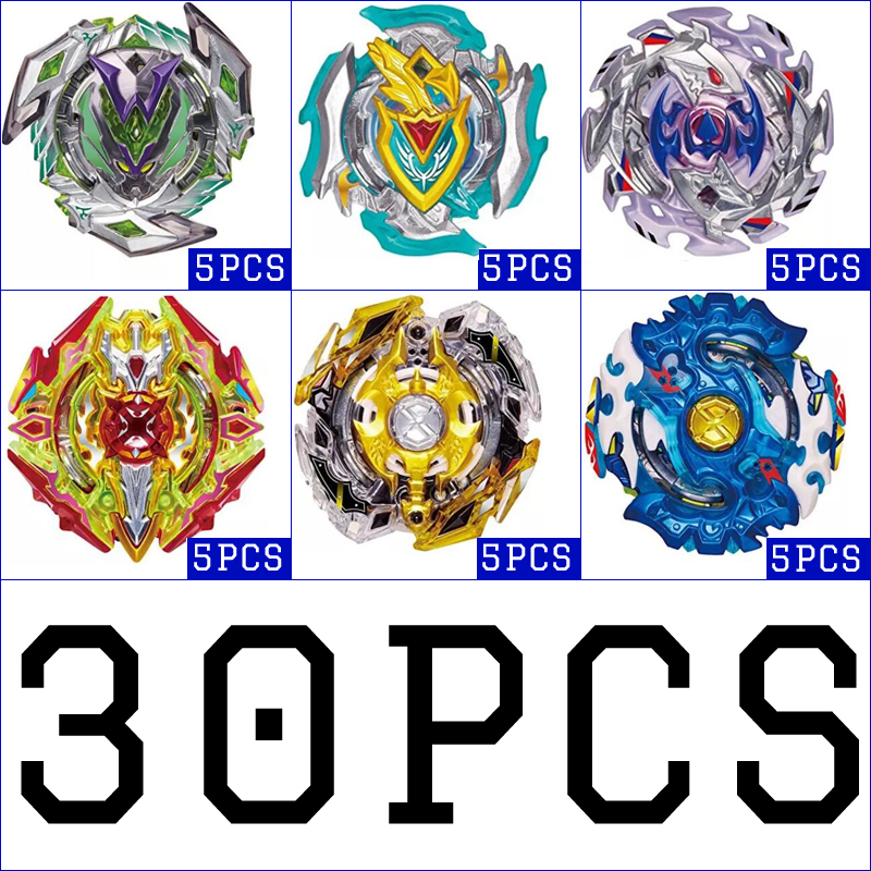 30Pcs/EMS/DHL/FEDX/UPS Free Shipping Metal Beyblade Bayblade Burst Toys Arena Sale With Launcher And Spinning Top Bey Blade Gyro send ems ups dhl 98
