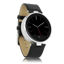 Stilvolle s365 smart watch siri mtk2502 bluetooth 4,0 smartwatch pedometer schlaf-monitor nachricht anrufe erinnerung für ios android