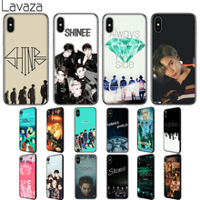 Lavaza SHINee Soft Silicone Case Cover for Apple iPhone 6 6S 7 8 Plus 5 5S SE X XS 11 Pro MAX XR цена и фото