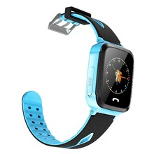 V6F Child Waterproof baby GPS Smart Watch with Camera Flashlight SOS Call Location Touch Screen Anti-Lost Monitor Tracker kids smart watches with camera wifi gps location child touch screen smartwatch sos anti lost monitor tracker baby children watch