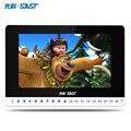 2016 limitada tv portátil frete grátis sast 10.2 polegada portátil mp3 mp4 player + tv + av entrada álbum eletrônico jogo