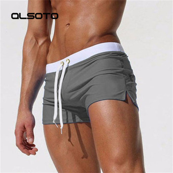 2019 New, Swimwear Men Sexy, Swim  Beach, used as shorts, Suitable for swimming pool, sea, 9