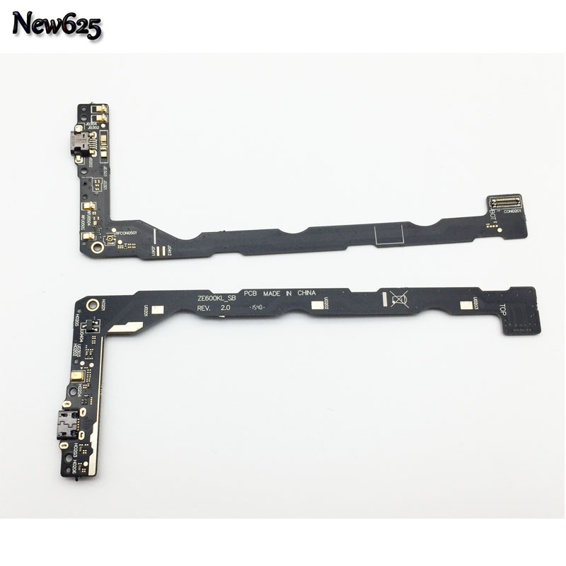 Micro Chargeur Dock USB De Charge Port Plug Flex Câble Ruban Pour Asus Zenfone 2 Laser ZE600KL ZE601KL