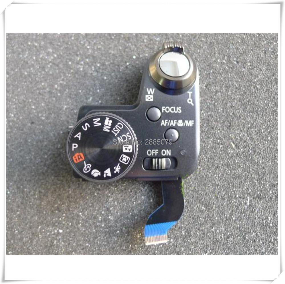 NEW Original For Panasonic FZ35 FZ38 Shutter Button Power Switc Camera Replacement Unit  ...