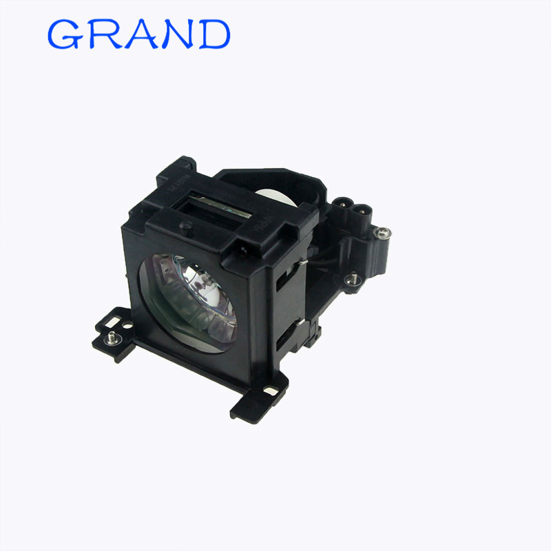 Replacement Projector Lamp DT00757 for HITACHI CP-X251 CP-X256 ED-X10 ED-X1092 ED-X12 ED-X15 ED-X20/X22 with housing HAPPY BATE free shipping dt00757 compatible replacement projector lamp uhp projector light with housing for hitachi projetor luz lambasi