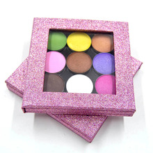2017 New Fashion Empty Magnetic Palette Eyeshadow Blush Lipstick Eyeliner Powder Fundation DIY Waterproof Palette Makeup Tools недорого