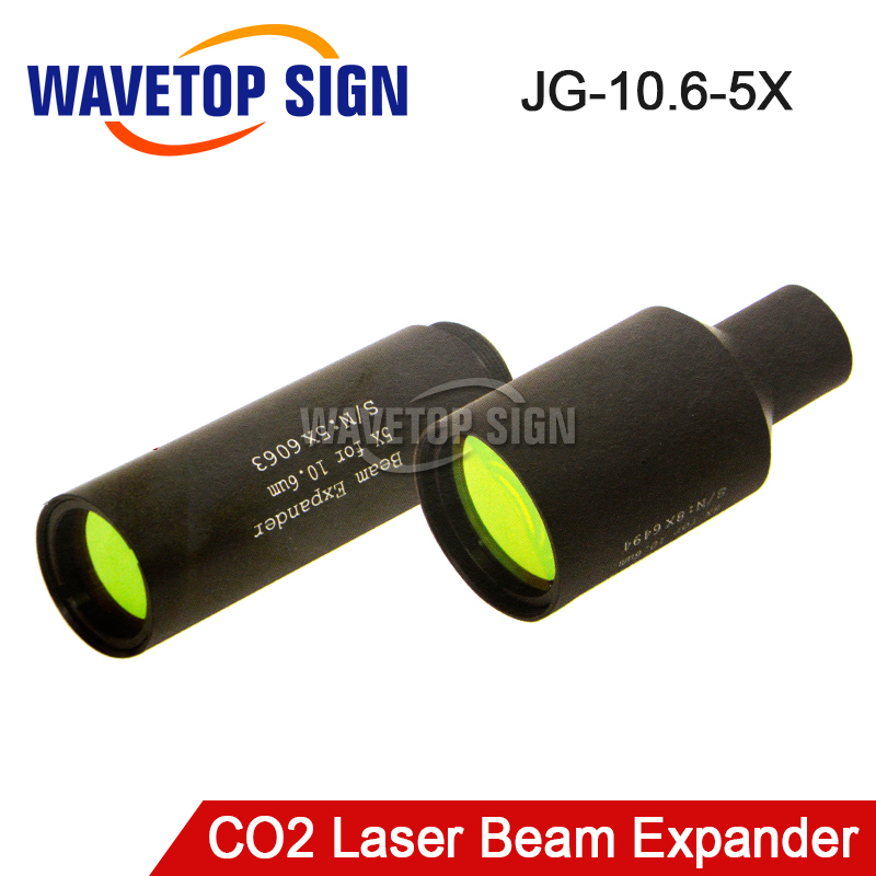 все цены на CO2 laser Straight and Speaker Beam Expander 5times Fixed Series JG-10.6-5X USE For CO2 Laser Mark Machine онлайн