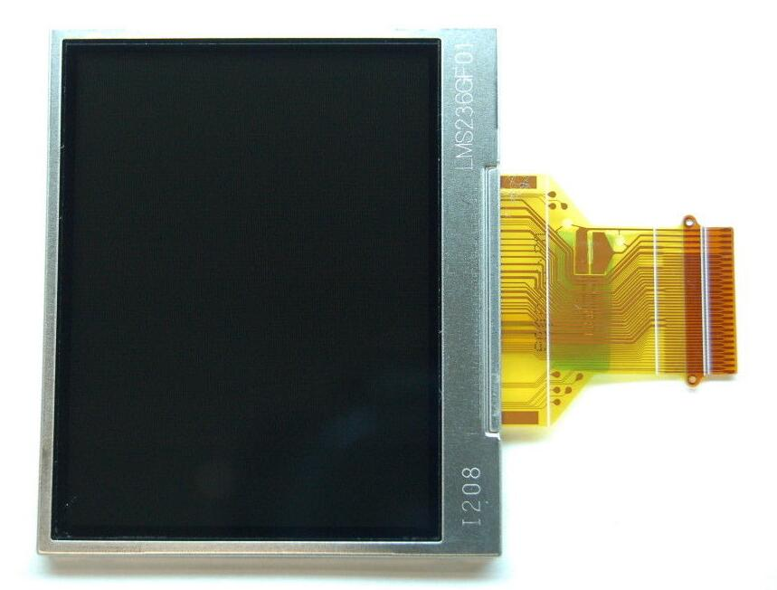 New LCD Display Screen Repair Part for <font><b>Samsung</b></font> S760 <font><b>S860</b></font> Camera (TRACKING CODE) image