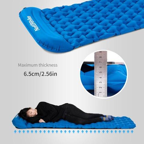 almofada de dormir piquenique livre caminhadas camping tenda