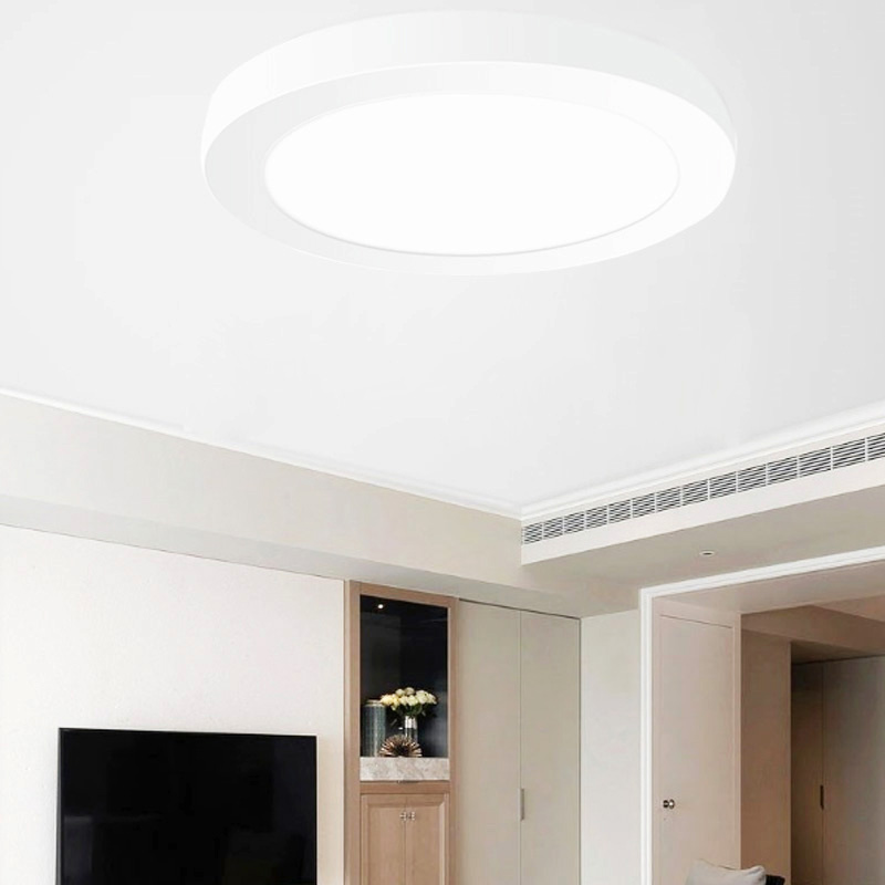 99 Off 2017 New Modern Led Ceiling Light Swimming Led: 5W 10W 15W 20W LED Ceiling Light Modern Lamp Living Room