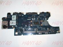 CN-0H89GR 0H89GR For DELL Latitude 15 E5550 Series Laptop Motherboard I3 cpu Processor ZAM80 LA-A911P DDR3L цена