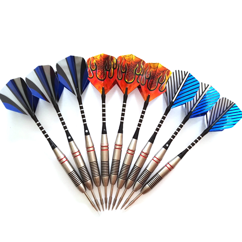 Edifício Central 3-Color-9-Pcs-Sets-of-font-b-Darts-b-font-font-b-Professional-b-font