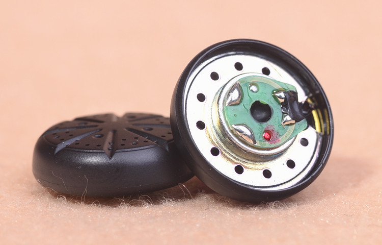MX500 unit 15.4MM DIY headphone speaker Bass