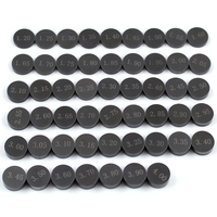 52pcs / 208pcs / 46pcs Adjustable Valve Shim 9.48mm Refill Kit For Honda CRF450 R CRF450R CRF 450X CRF450X RVT1000R RC51 TRX450R