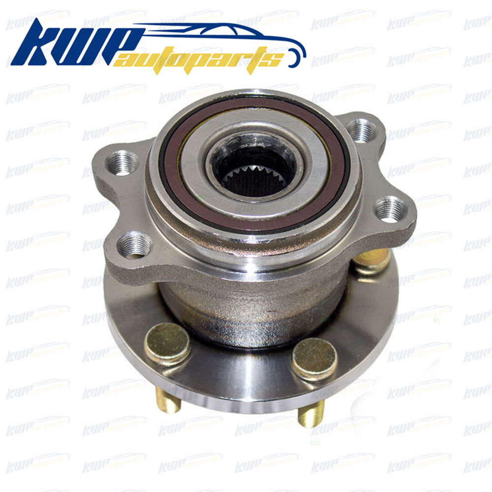 REAR Wheel HUB AND BEARING Assembly FOR Subaru Legacy Outback #28473AG00A centric 406 45000 wheel bearing and hub assembly