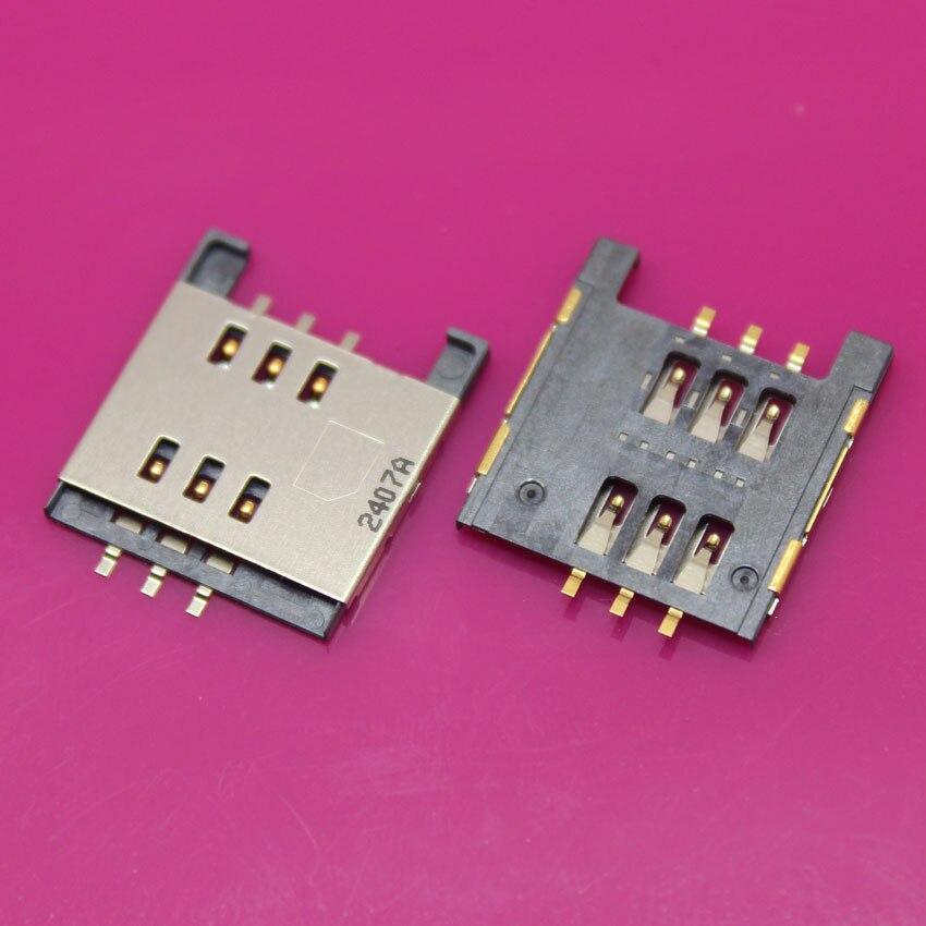 cltgxdd KA-047 10pcs.Sim Card Reader Holder Socket Slot Tray For BlackBerry Torch 9800 9810