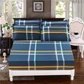 Простыня из чистого хлопка  простыня с эластичной лентой  постельное белье  матрас  простыня для кровати  двуспальная кровать  размер 120/150/...