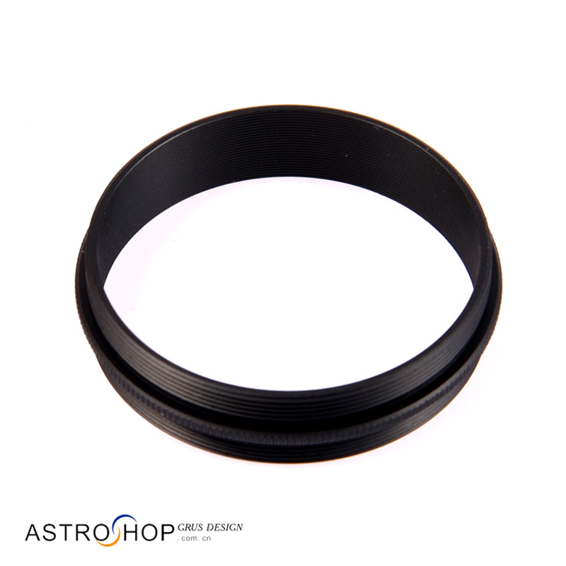HERCULES M42-M42 Male M42X0.75 Thread Adapter Ring External Thread Telescope Interface S8054