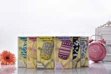 2017 In-Ear girls gift Ice cream storage box stereo earphone for Iphone samsung MI LG earbuds MP3 player kids microphone L-7