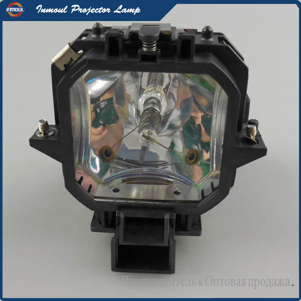 все цены на Free shipping Original Projector Lamp Module ELPLP21 / V13H010L21 for EPSON EMP-53 / EMP-73 / PowerLite 53c / PowerLite 73c онлайн