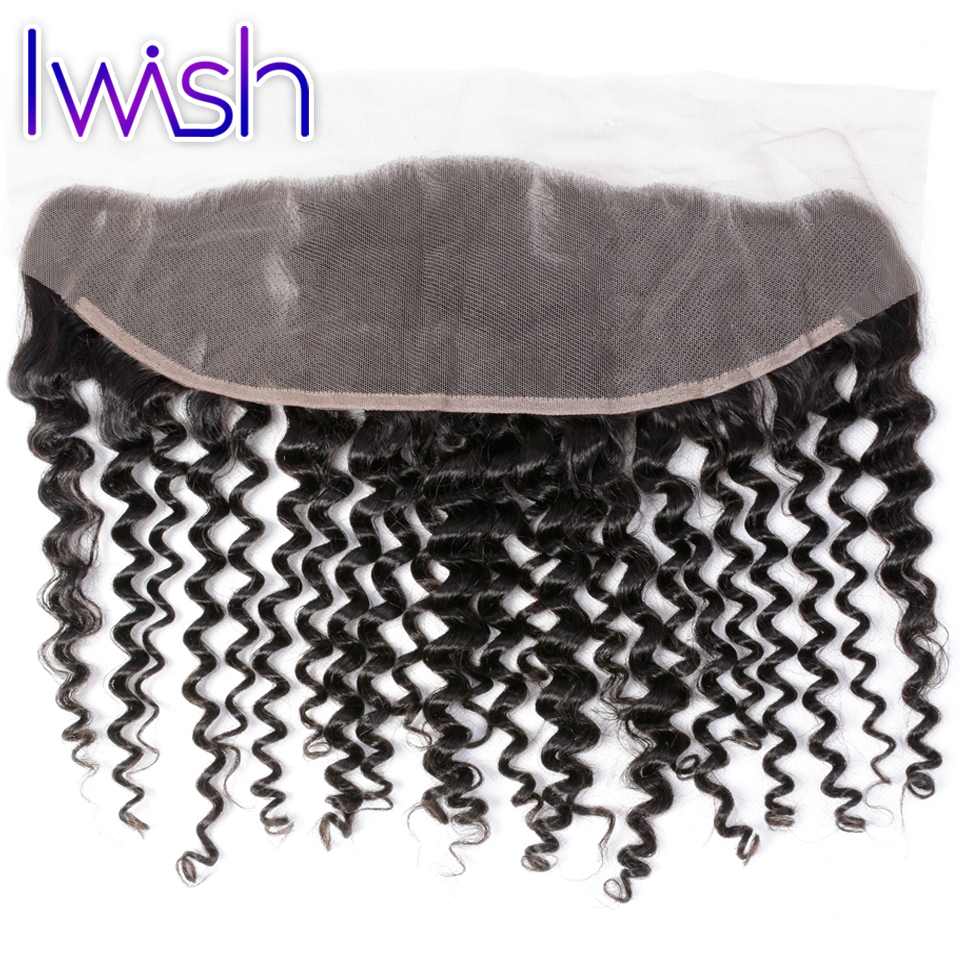 ФОТО 8-20 inch Brazilian Curly 13x4 Ear to Ear Lace Frontal Closure Unprocessed Virgin Hair 1b Iwish Hair Mink Brazilian Deep Wave