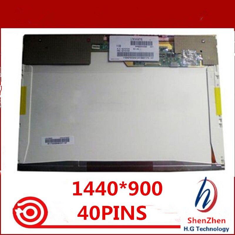 5 יחידות 1600*900 פנל מסך lcd למחשב נייד lenovo T410 T410I B141EW05 V.4 LTN141AT15 LP141WX5 TLP3